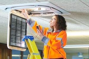 Facilities Maintenance Worker